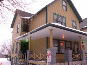 Christmas Story House & Museum (photo by Julia Frost via Flickr, Creative Commons license)